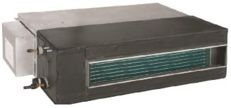 Aire Acondicionado Conductos gree 4300 frigorias