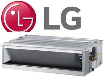 aire acondicionado por conductos LG