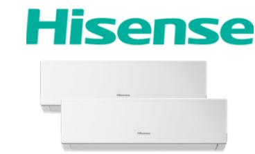 aire acondicionado multisplit Hisense
