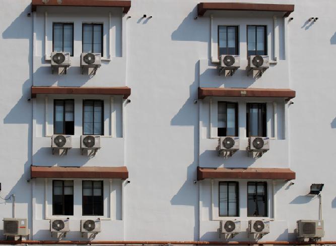 1 de cada 3 casas en España tiene aire acondicionado